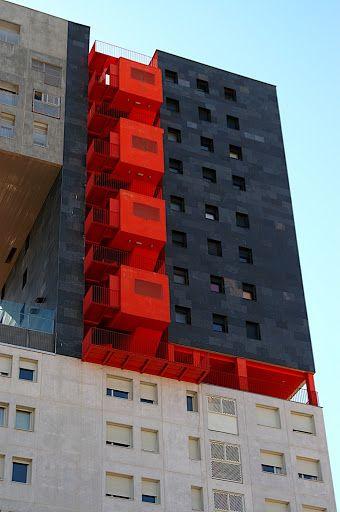 Mirador, Madrid by MVRDV Architect