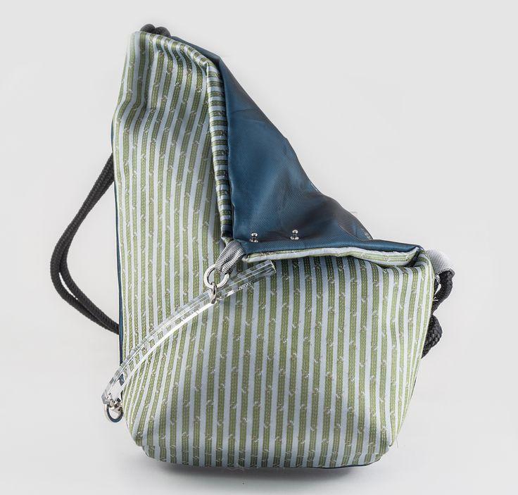 Unique handmade textile bag by Andrea Kesserű KESHA http://www.magma.hu/muveszek.php?id=137