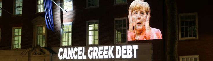 'We're Meeting a Man with a Fuck-Off Huge Projector': Meet the Europeans Standing in Solidarity with Greece