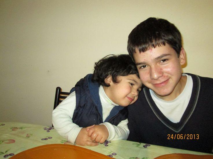 mis hijos hermosos #TERRAZAS
