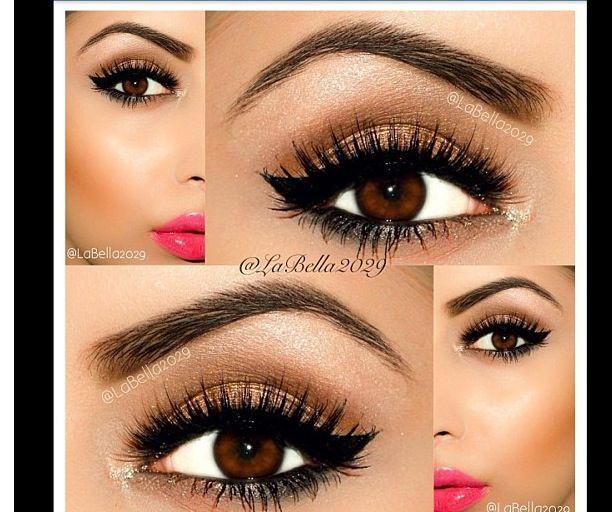 Indian eye makeup | Beauty | Pinterest