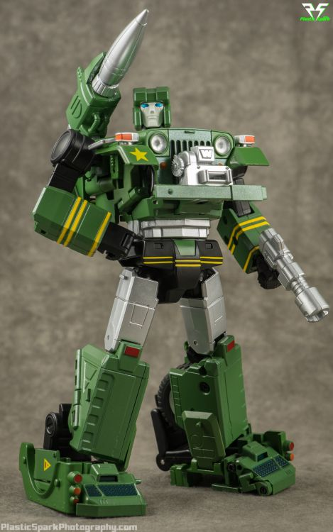 Plastic Spark • Fanstoys FT-15 Willis (Masterpiece Hound) I had a...