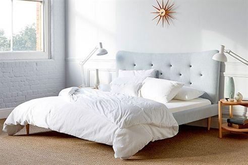 Peyton Upholstered Bed Frame