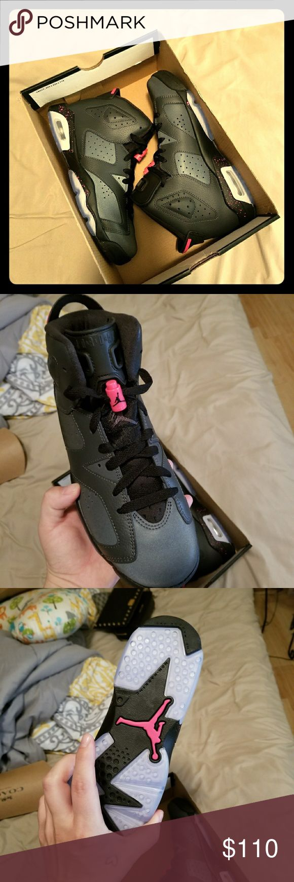 Jordan retro 6 hyper pink Brand new in the box. Never worn Jordan Shoes Athletic Shoes