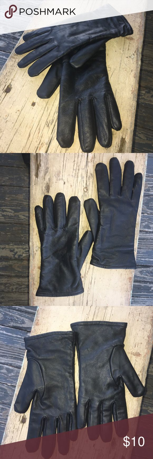 Ladies coloured leather gloves - Leather Gloves