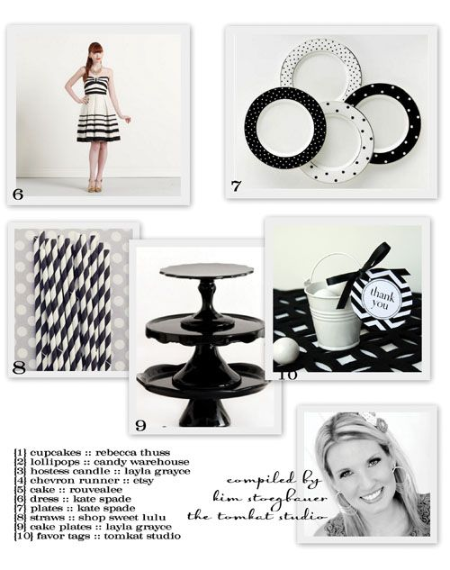 black + white party (continued)