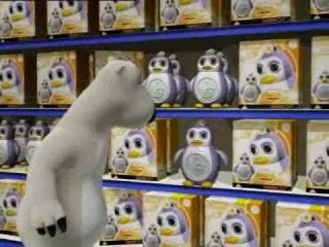 Bernard Bear - Supermercado - YouTube
