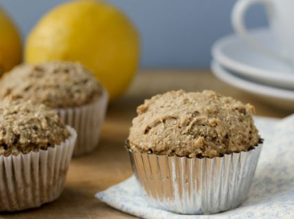 Naturally Sweet: Lemon Chia Seed Muffins, Wholeliving.com