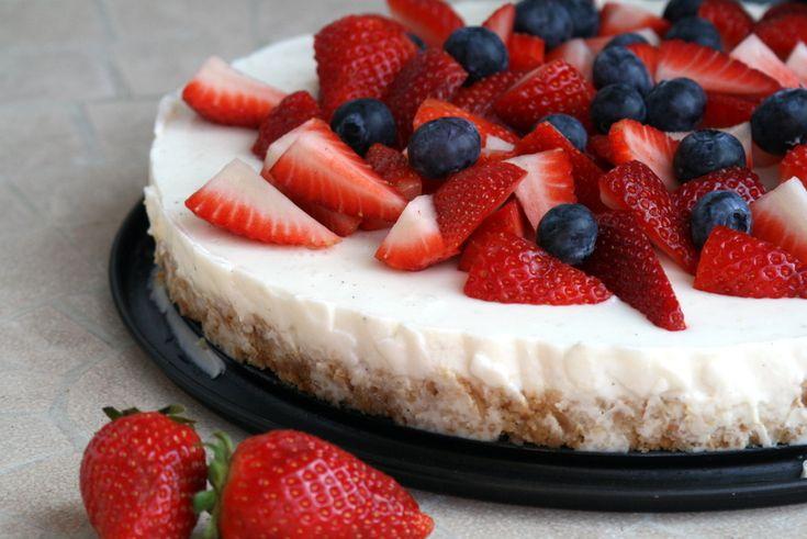 235 bedste billeder om Cheesecake = Ostekage dansk tekst på Pinterest | Ostekage, Mascarpone og ...