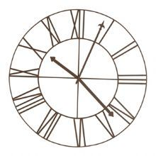 Comprar Relógio de parede antigo e moderno online :: Velha Bahia - Loja online móveis e objetos de decoração