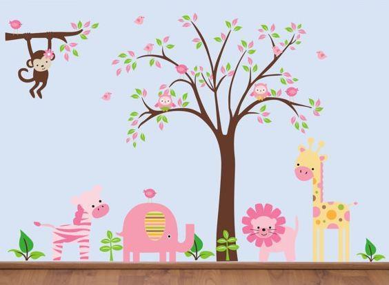 57 best images about vinilos decorativos on pinterest for Vinilos decorativos infantiles