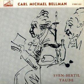 Carl Michael Bellmans Epistel 33 - Stolta stad.