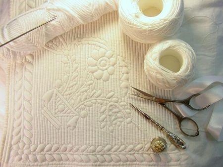 Provencal Quilts - Boutis Quiltls