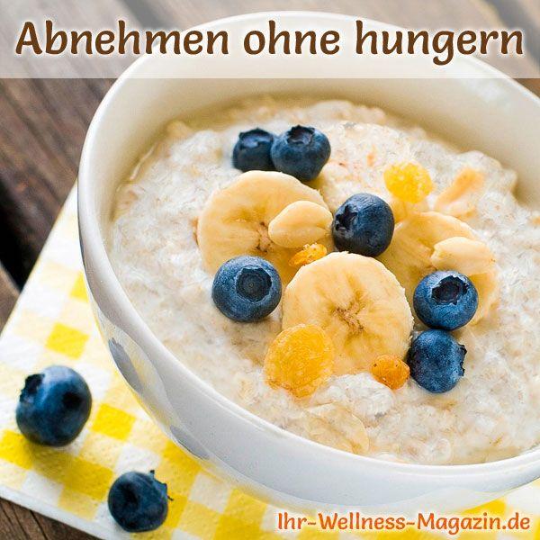Rezept für Milchreis mit Kleie - Abnehmen ohne zu hungern durch sättigende Rezepte mit Haferkleie und Weizenkleie ...