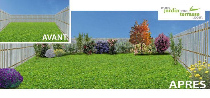 Aménager un jardin style cottage anglais jardin Pinterest - amenager son jardin logiciel gratuit