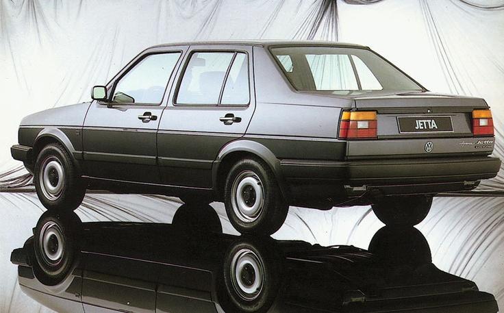 Volkswagen Jetta.  Had similar, different color.