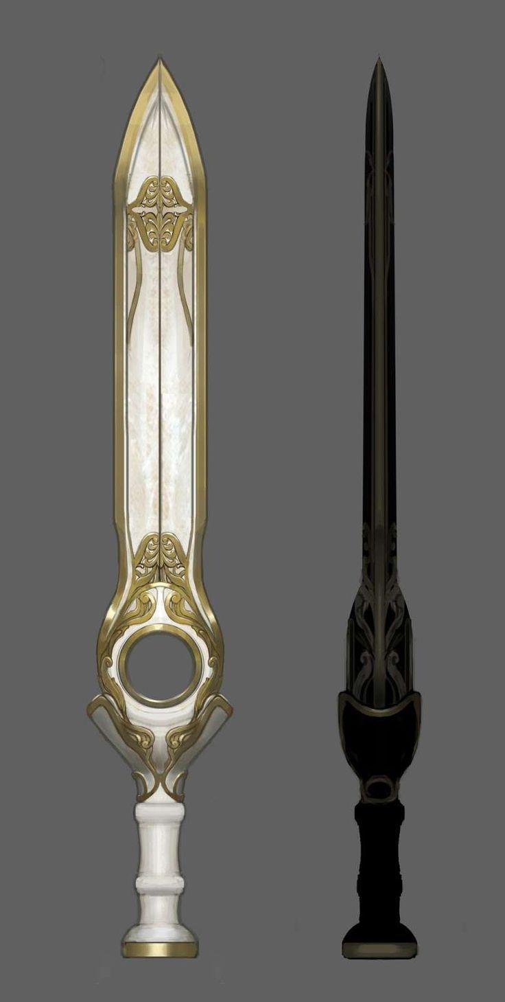 Spartan Sword from God of War: Ascension