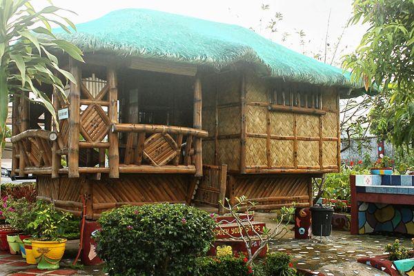 Pin By Pariz De Guzman On Nipa Hut Ideas Hut House