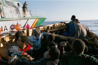 Ecco le prove: i video girati di nascosto da un migrante eritreo - Internazionale