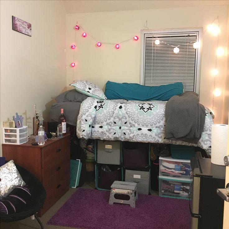 Georgia State University Commons Dorm Room Georgia State