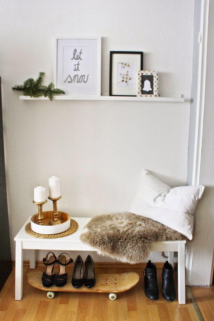 wohnvorstellungen wohnen deko und diy eingangsbereich in einer einzimmerwohnung tipps und tricks - Einzimmerwohnung