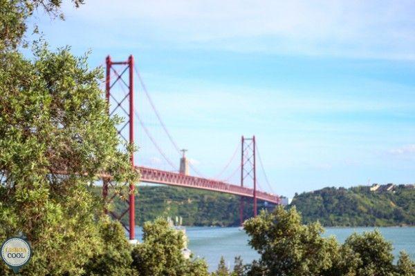 Jardim das Amoreiras - Lisboa
