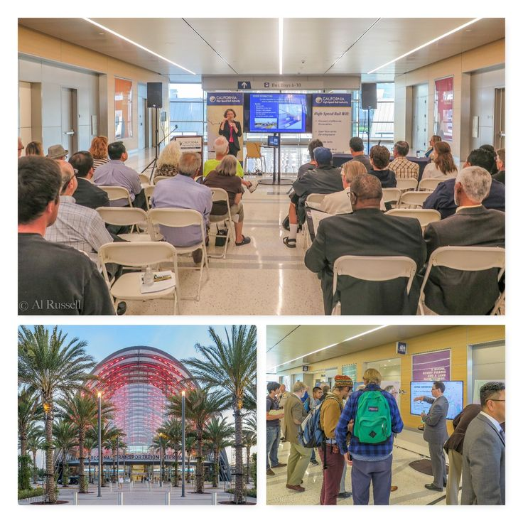 California High Speed Rail Authority (HSR) public update meeting at #ARTIC, images by Al Russell #OCPhoto2017 #OrangeCounty #Anaheim #transportation #SoCal #oclife #californialiving