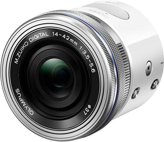 Olympus Air A01:対応アプリやアクセサリを誰もが作れるオープンプラットフォームカメラ