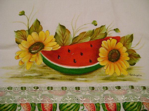 pintura em tecido - Pesquisa Google