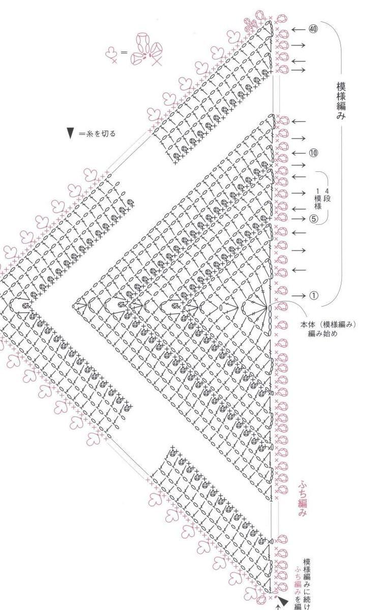 #ClippedOnIssuu from http://issuu.com/vlinderieke/docs/crochet_asahi_best_selection/c/sl2b4oi