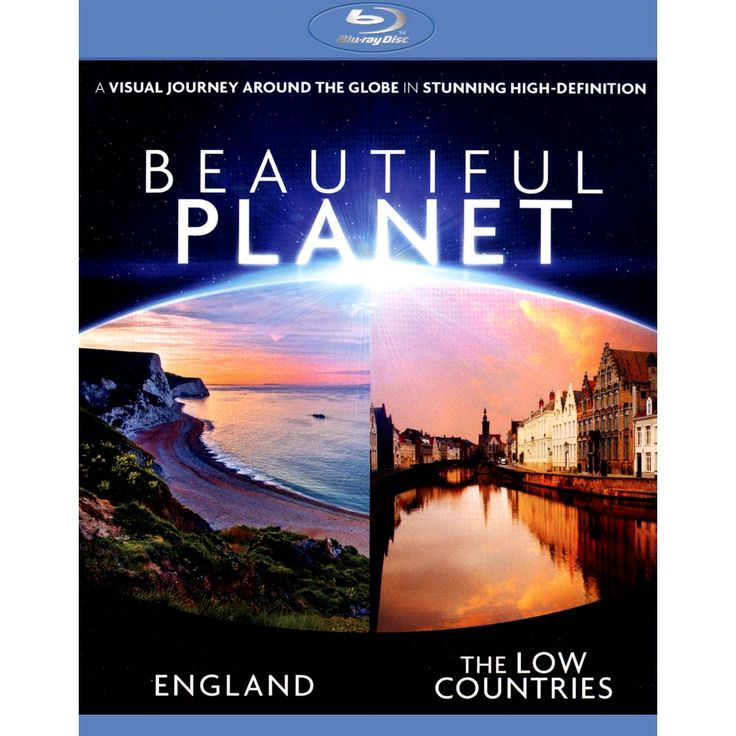 Beautiful Planet: England/The Low Countries [Blu-ray]