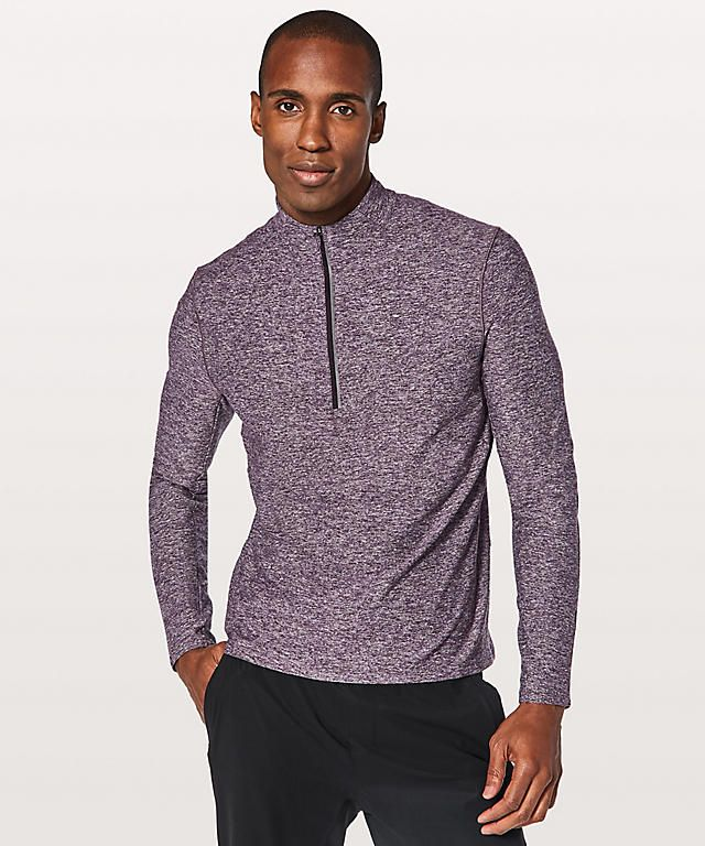 Lululemon Men's Surge Warm Half-Zip