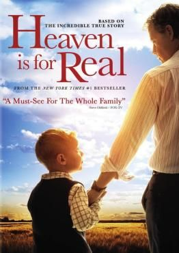 Heaven Is For Real, Movie on Blu-Ray, Drama Movies, Family Movies, even more movies, even more movies on Blu-Ray
