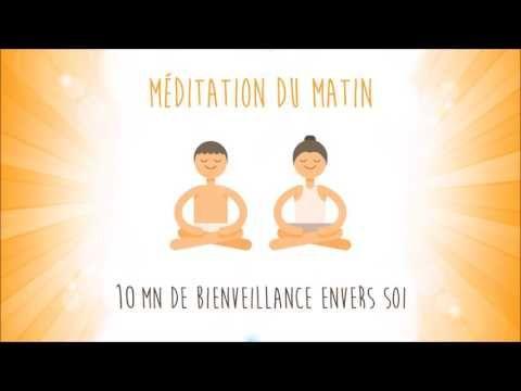 Méditation du soir pour une nuit apaisée - YouTube