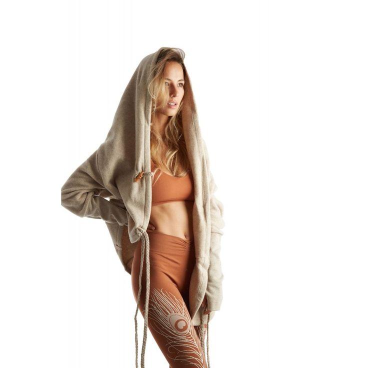 Gilet Couverture de Yoga SUPTA Polaire