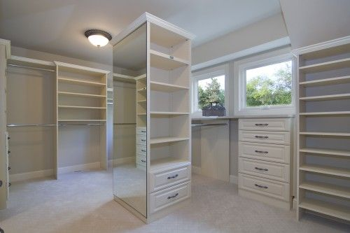 Great closet: Closet Spaces, Idea, Dreams Closet, Spare Rooms, Closet Design, Master Bedrooms, Bedrooms Closet, Master Closet, Full Length Mirror