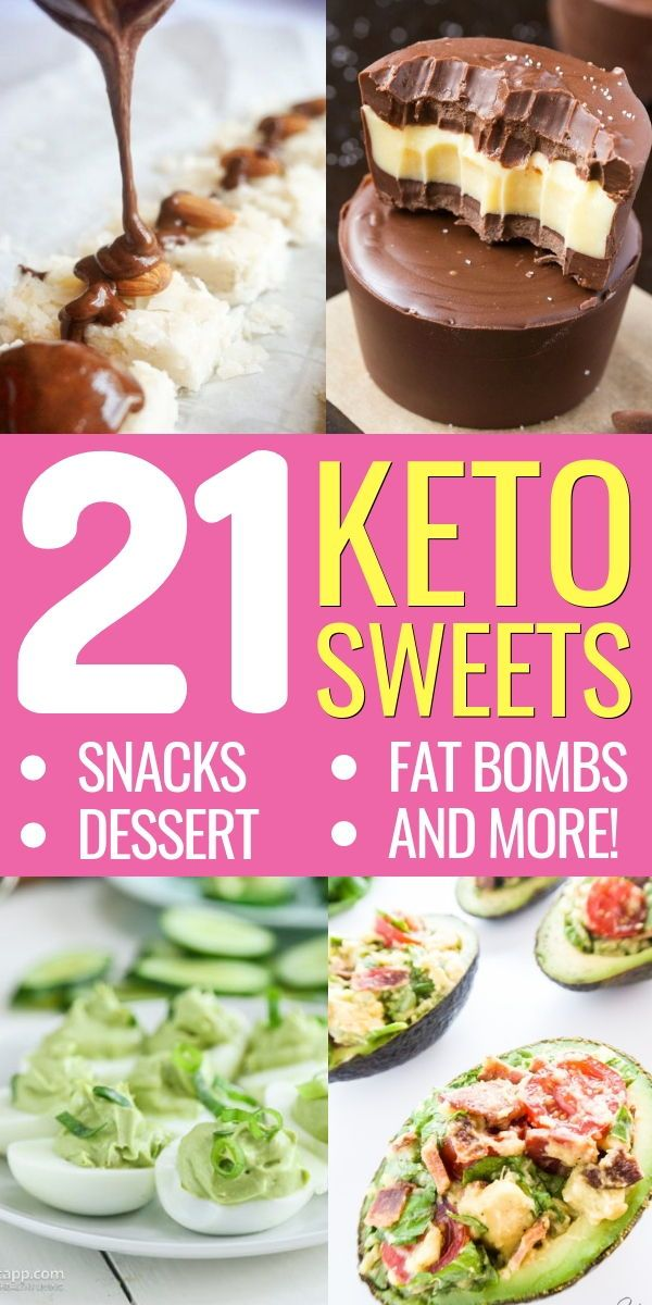 sweetes for keto diet