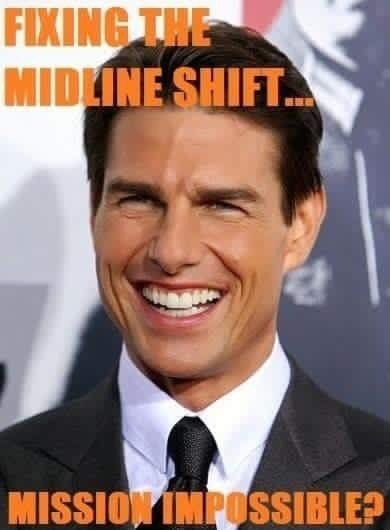 Dentaltown - Fixing the midline shift... Mission Impossible?