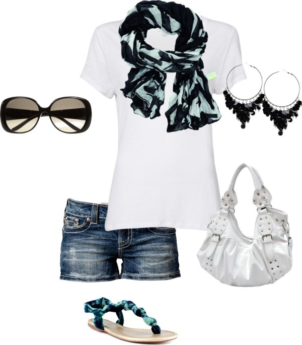 """Summer"" by callico32 on Polyvore"