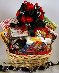 men's gift basket ideas: