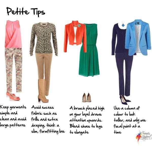 kledingtips voor kleine vrouwen