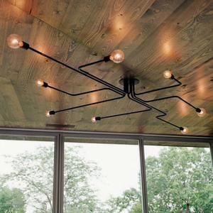 Low Ceiling Lighting, Ceiling Lamp, Home Lighting, Kitchen Lighting, Lighting Design, Lighting Ideas, Hallway Lighting, Modern Track Lighting, Metal Ceiling