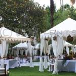 Mediterranean Theme » Raj Tents