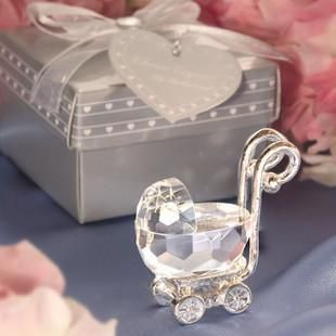 Captivating Baby Shower Decorations Crystal Carriage Favor Gifts Kids Birthday Party  Favors Baptism Baby Shower Return Gifts
