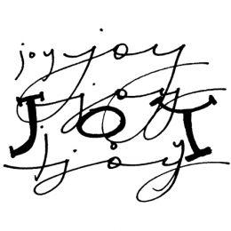 Stamp It Stamp Joy Joy Joy Woodmount Stamp
