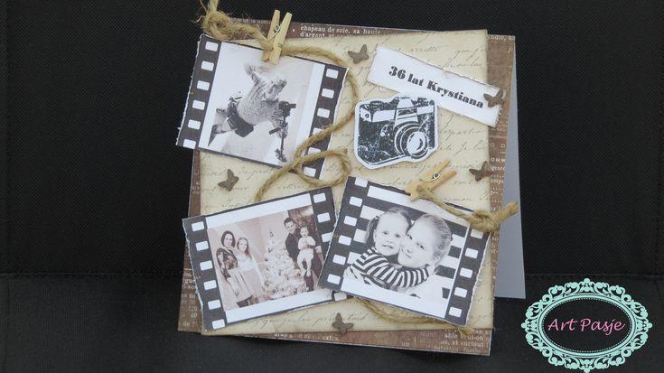 Znalezione obrazy dla zapytania kartki urodzinowe ręcznie robione dla mężczyzn