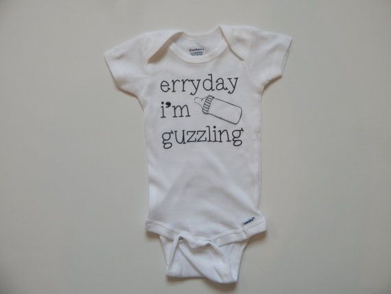 Funny Baby Clothes Funny Baby Gifts Gender Neutral by BabeeBees
