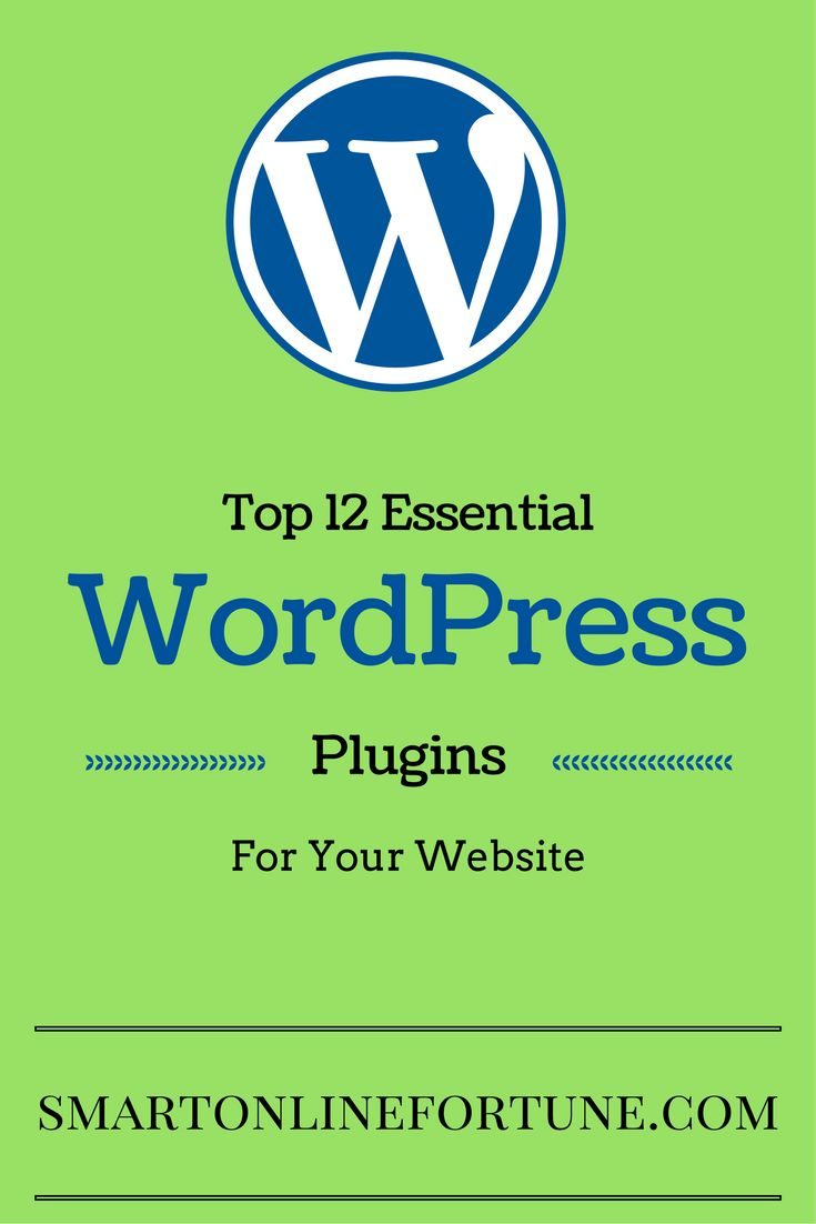 These 12 Essential WordPress Plugins will help you design an amazing website. Check these plugins out by reading this article. You don't need to be an expert to create an amazing website. We just needed the experts to create these WordPress plugins to make our life easier. @smonlinefortune