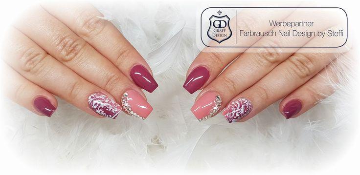 Die besten 25 nageldesign fullcover ideen auf pinterest braun nagelkunst acryl nails und - Nageldesign braun beige ...