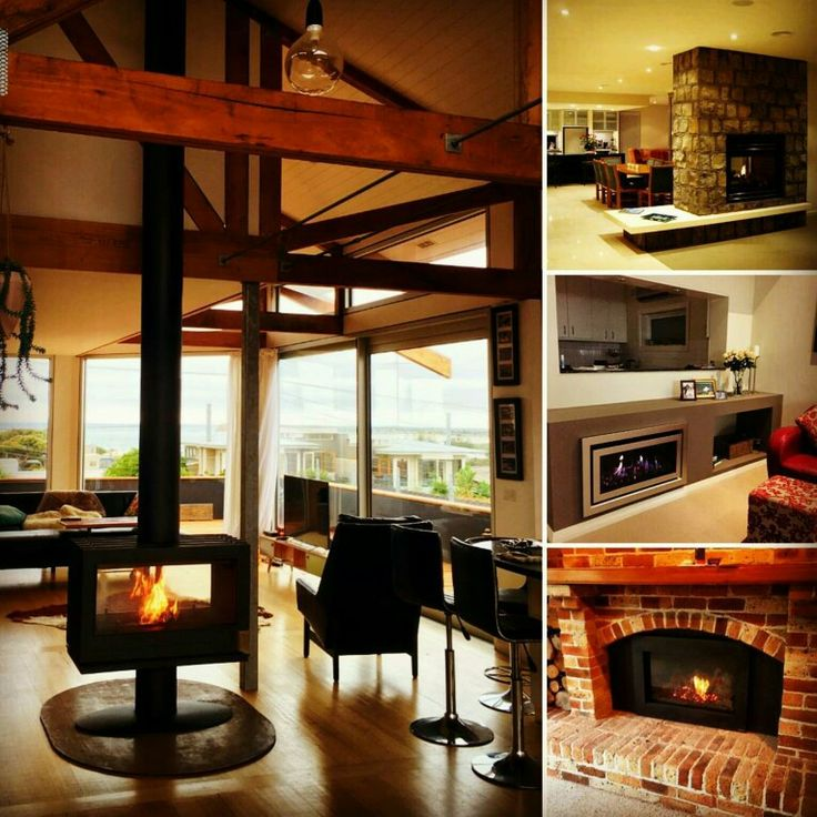 """We know what it's like mid-week (#humpday)... Have a little """"warm"""" inspiration, on us. http://thefireplace.com.au/ #AbbeyFireplaces"""
